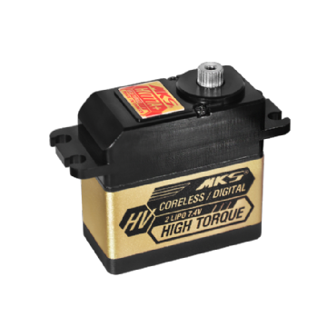 MKS HV777A+ HV High Torque Coreless servo
